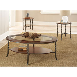 Vance Occasional Table 3 Pk
