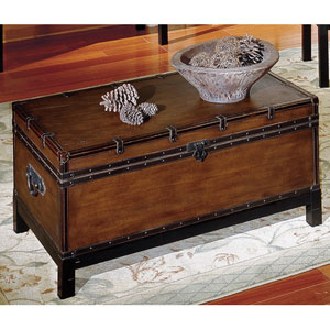 Voyage Trunk Cocktail Table