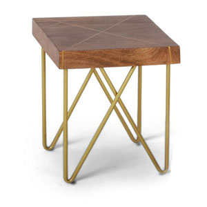Walter End Table