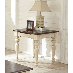 Wesley Square End Table