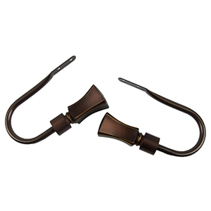 Fort Cocoa Holdback Set of 2