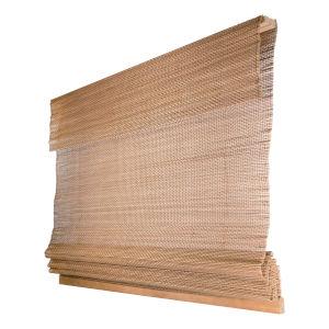 Acorn 36 x 64 In. Cordless ADA Bamboo Roman Shade