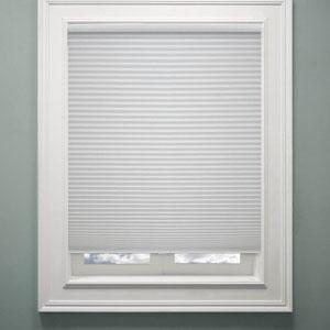 Whisper Cordless Cellular Shade White 23 x 72