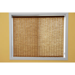 Florence Latte 64 x 36-Inch Roller Shade