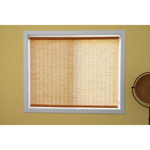 Florence Maize 64 x 33-Inch Roller Shade