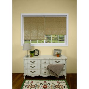 Candyfloss Latte 64 x 39-Inch Roller Shade