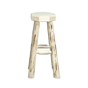 Montana Unfinished Barstool no Back