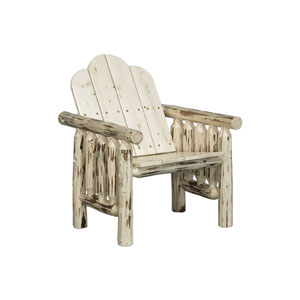 Montana Unfinished Deck Chair