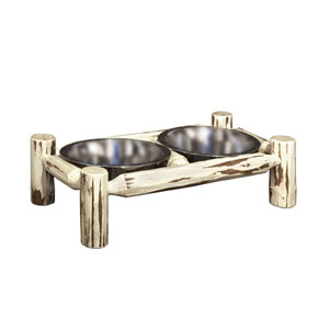 Montana Lacquered Pet Feeder