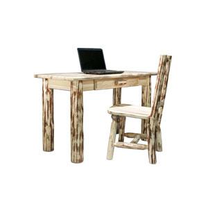 Montana Unfinished Desk Laptop/Writing