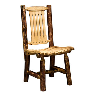 Glacier Country Exterior Stain Patio Chair