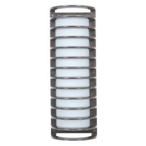 Bermuda Satin 6-Inch Led Outdoor Wall Sconce