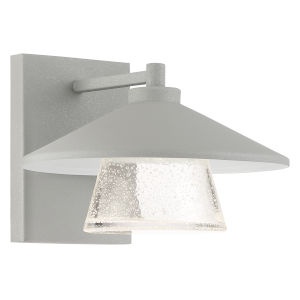 Silo Satin Led Outdoor Wall Sconce