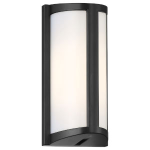 Margate Black LED Wall Sconce