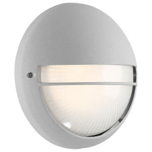 Clifton Satin 10-Inch LED Outdoor Wall Mount
