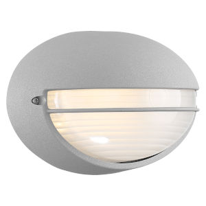 Clifton Satin 9-Inch LED Outdoor Wall Mount