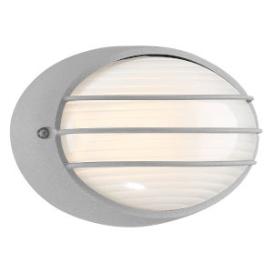 Cabo Satin LED Outdoor Wall Mount