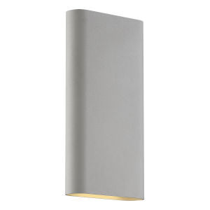 Lux Satin 6-Inch Led Bi-Directional Tall Wall Sconce