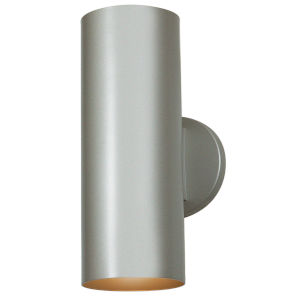 Poseidon Satin Two-Light Led Wall Sconce