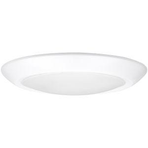 Mini II White LED Flush Mount