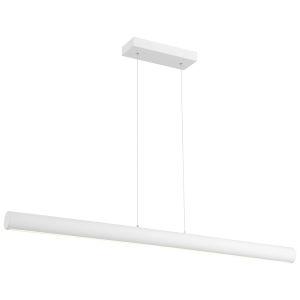 Carmel Matte White 3-Inch LED Island Pendant