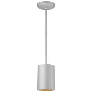 Pilson Satin 7-Inch One-Light Mini Pendant
