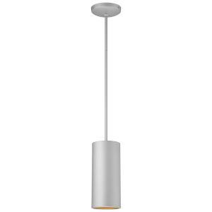 Pilson Satin 11-Inch One-Light Mini Pendant