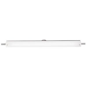 Vail Brushed Steel 42-Inch Led Bath Bar