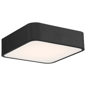 Granada Black 12-Inch LED Flush Mount