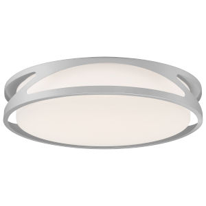 Lucia Satin 18-Inch LED Flush Mount