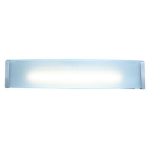 Helium Brushed Steel 25-Inch Led Bath Bar