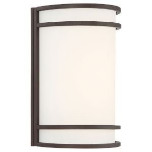 Lola Bronze One-Light Wall Sconce