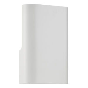 Punch White Led Wall Sconce