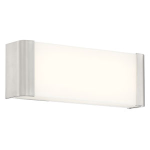 Origin Brushed Steel 13-Inch Led Bath Bar