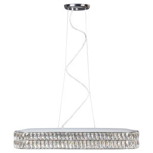 Magari Chrome LED Pendant