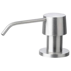 Solid Stainless Steel Modern Soap Dispenser