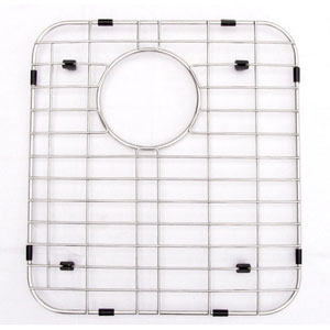 Right Solid Stainless Steel Kitchen Sink Grid