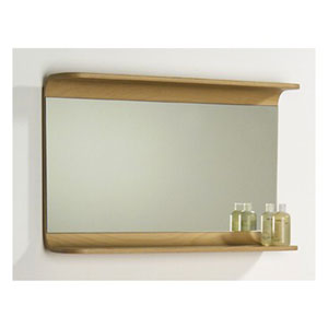 Aeri Natural 33.5-Inch Rectangular Mirror