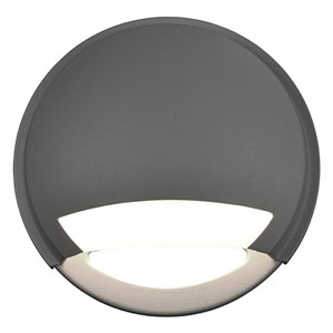Avante LED Satin 1-Light Outdoor Wall Light