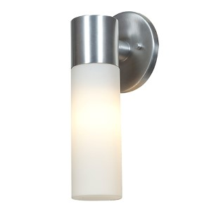 Eos Aluminum One-Light Wall Sconce