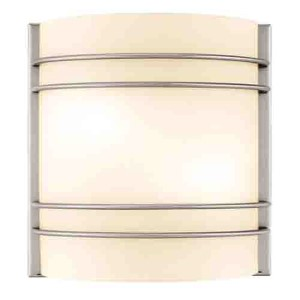 Artemis Brushed Steel 7.5-Inch Wide LED Wall Sconce