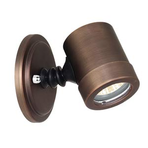 Myra Bronze Adjustable Spotlight
