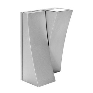 Archer Wet Location Satin LED Wall Fixture
