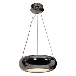 Essence LED Chrome 1-Light Pendant