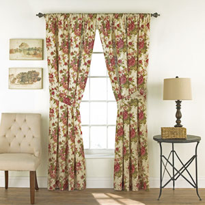 Norfolk 84 x 50-Inch Drapery Pair