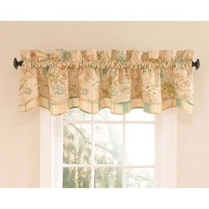 Cape Coral 18 x 78-Inch Window Valance