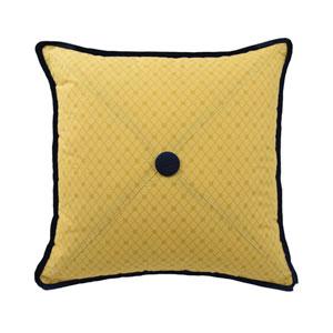 Rhapsody 18-Inch Square Decorative Pillow