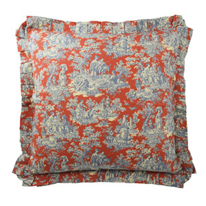 Sanctuary Rose 26-Inch Euro Sham