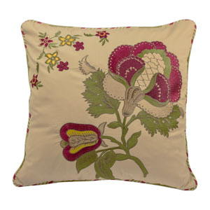 Imperial Dress Antique 20-Inch Decorative Pillow