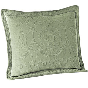 King Charles Sage Standard Pillow Sham